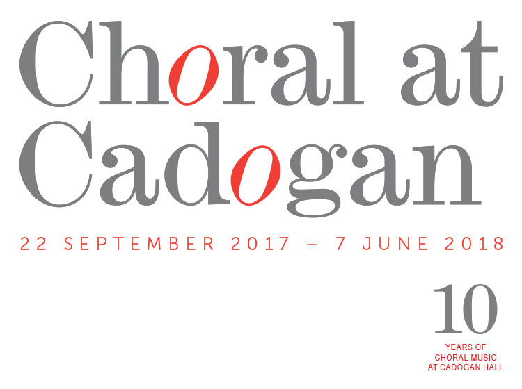 Choral at Cadogan 2017-18