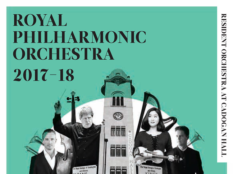 Royal Philharmonic Orchestra 2017-18 Resident Season