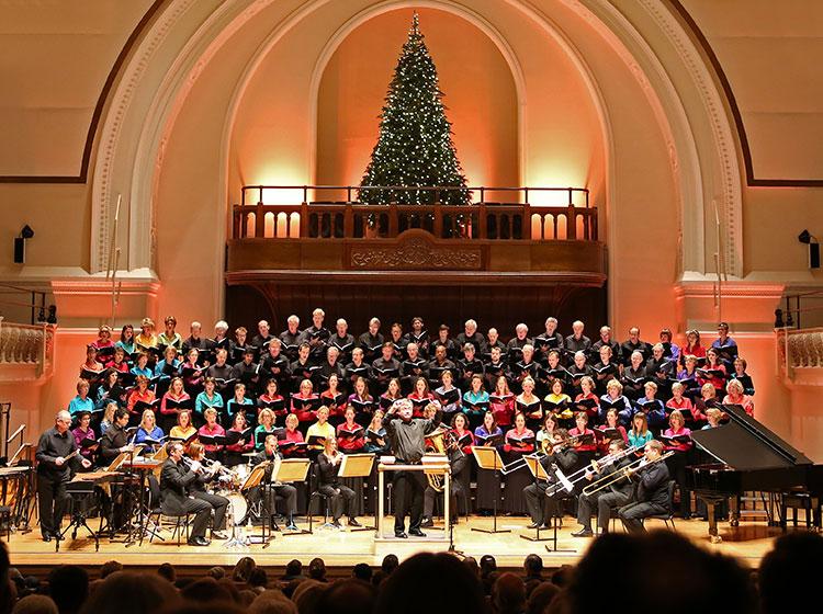 The Bach Choir