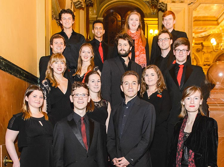 National Youth Chamber Choir