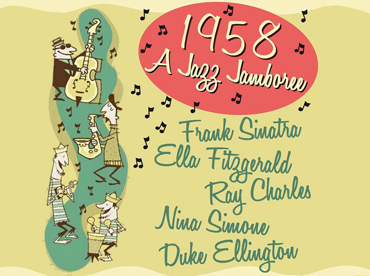 1958: A Jazz Jamboree