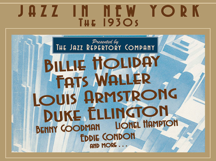 Jazz in New York: the 1930's