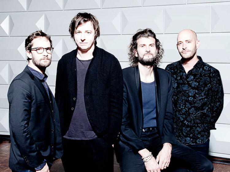 Émile Parisien Quartet
