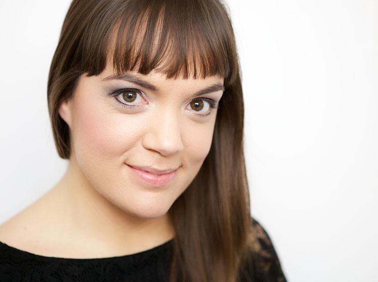 Rebecca Afonwy-Jones, mezzo-soprano
