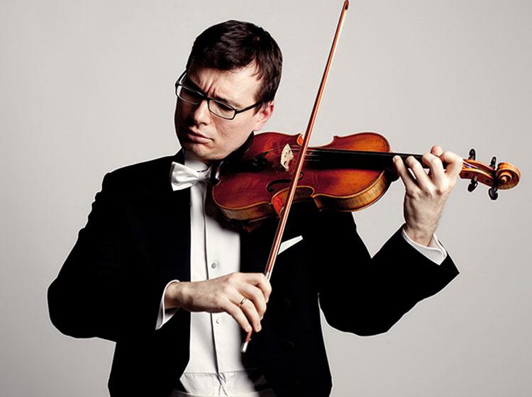 Alexandru Tomescu, violin