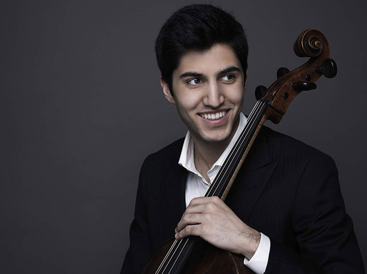 Kian Soltani, cello