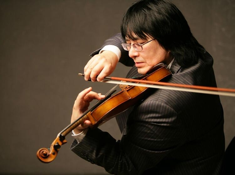Marat Bisengaliev, violin