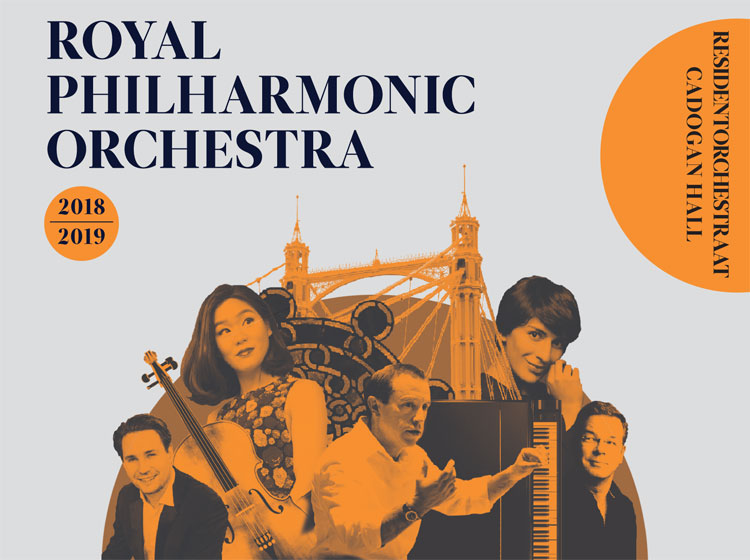 Royal Philharmonic Orchestra 2018-19 Resident Season