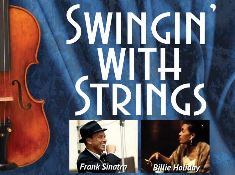 Swingin' with Strings