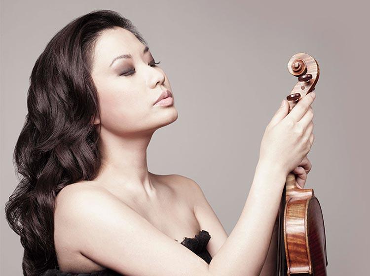 Sarah Chang, violin