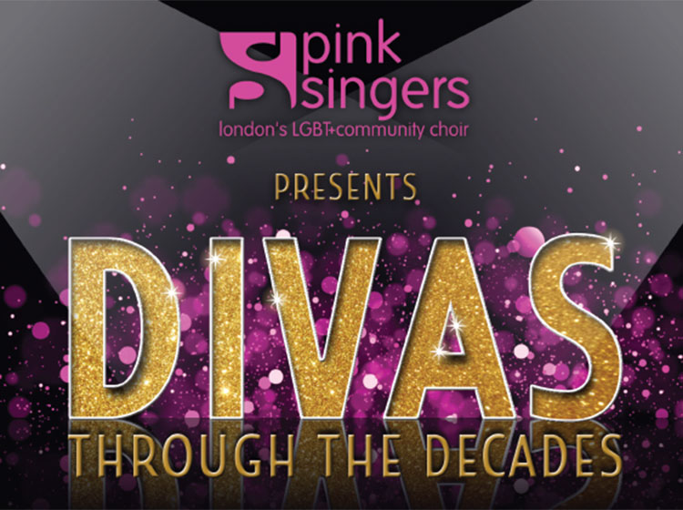 The Pink Singers - Divas Through The Decades