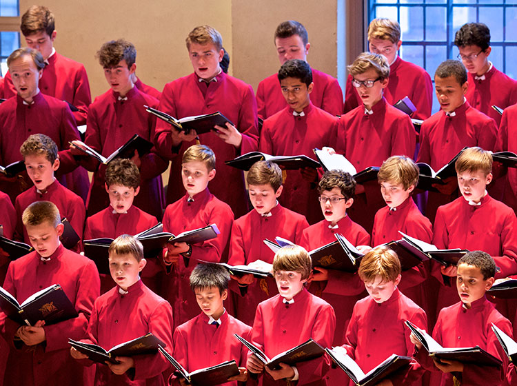 Choirs of The Cardinal Vaughan Memorial School