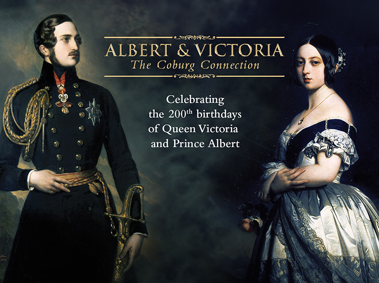 Albert and Victoria: the Coburg Connection
