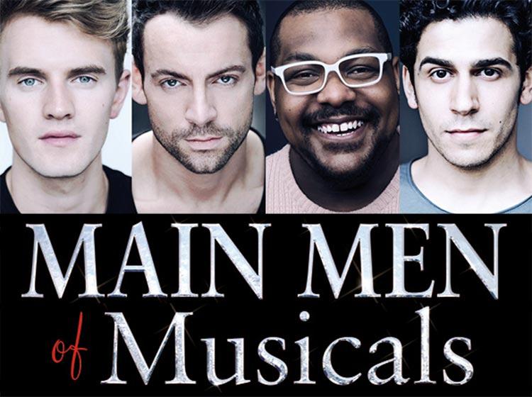 Main Men of Musicals