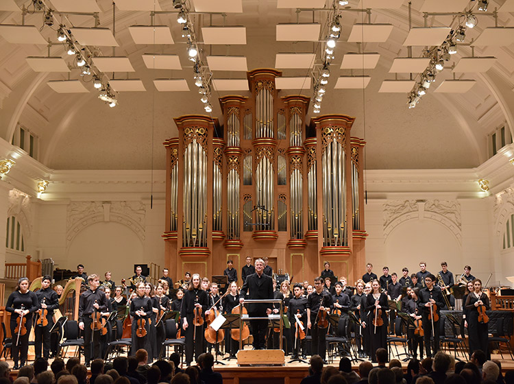 RCM Junior Department Orchestra