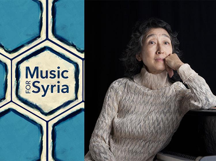Music for Syria - Mitsuko Uchida