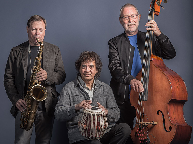 Cross Currents Trio featuring Dave Holland, Zakir Hussain, Chris Potter