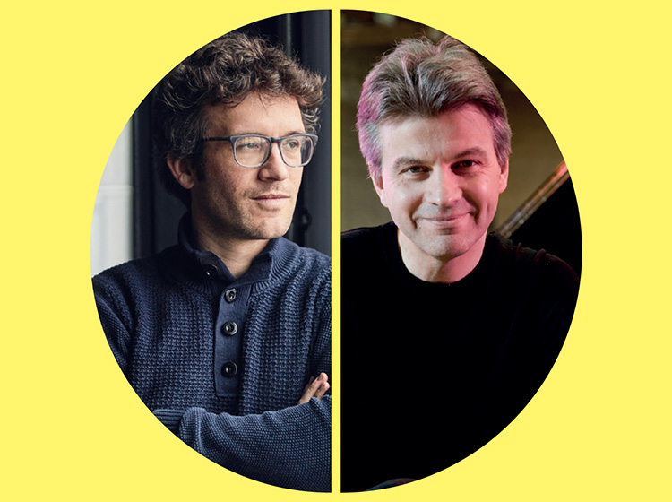 Mark Bebbington, piano & Christoph Altstaedt, conductor