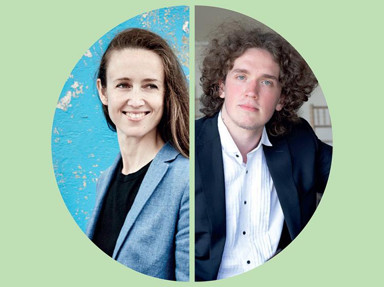 Roman Kosyakov,piano & Jessica Cottis, conductor