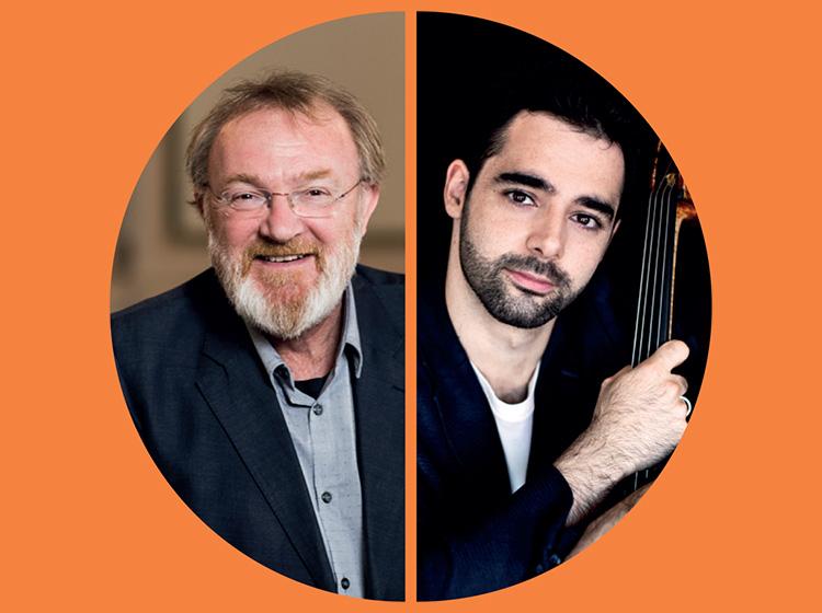Pablo Ferrández, cello & Martyn Brabbins, conductor