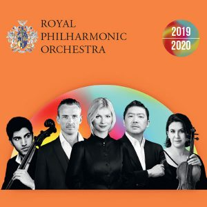 Royal Philharmonic Orchestra 2019-20 Resident Season
