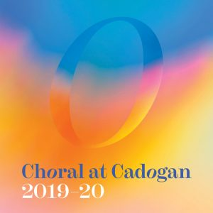 Choral at Cadogan 2019-20