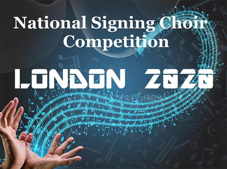 National Signing Choir Competition