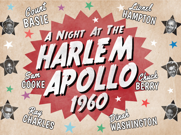 1960: A Night at the Harlem Apollo