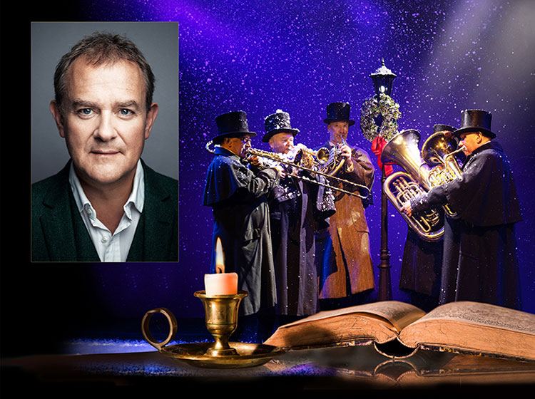 Carols and Classics with Charles Dickens feat. Hugh Bonneville