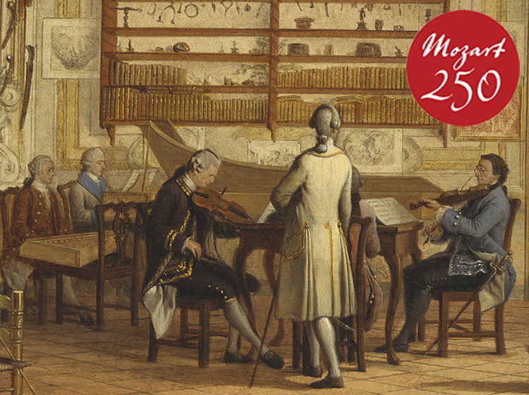 Mozart in Italy – Panel Discussion
