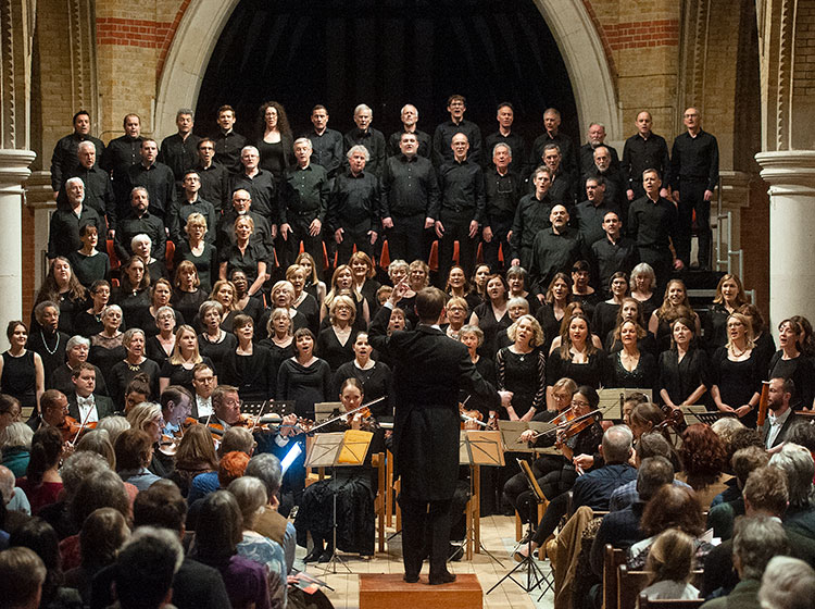 Streatham Choral & Brandenburg Sinfonia