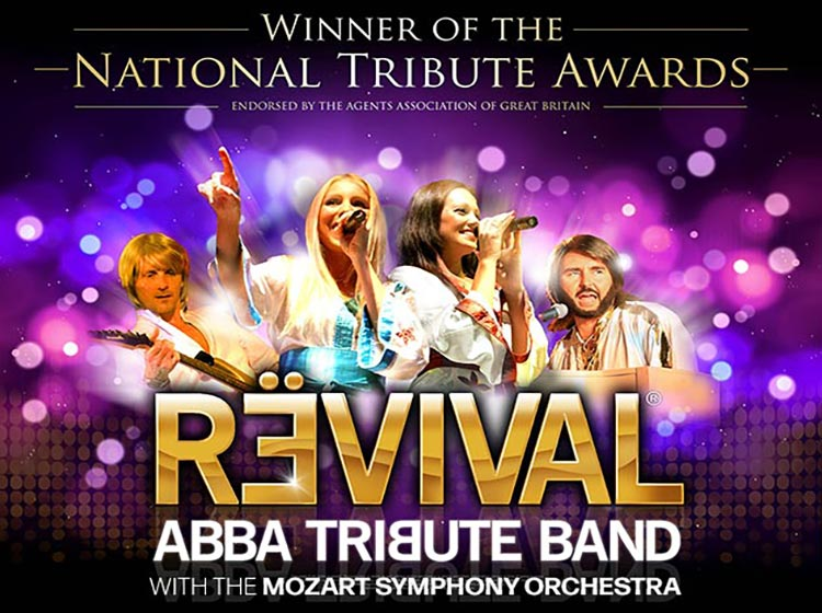 ABBA Revival with the Mozart Symphony Orchestra