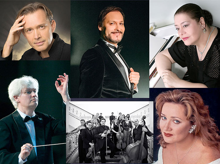Russian Opera Gala soloists