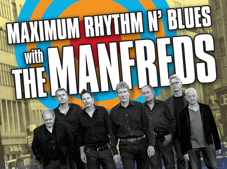 Maximum Rhythm 'n' Blues with The Manfreds
