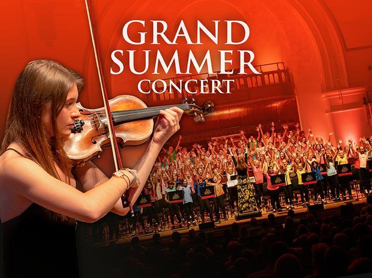 Churcher's College Grand Summer Concert
