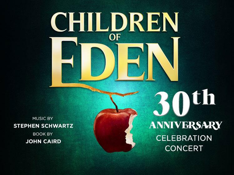Children of Eden 30th anniversary celebration performance