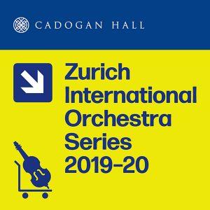 Zurich International Orchestra Series 2019-20