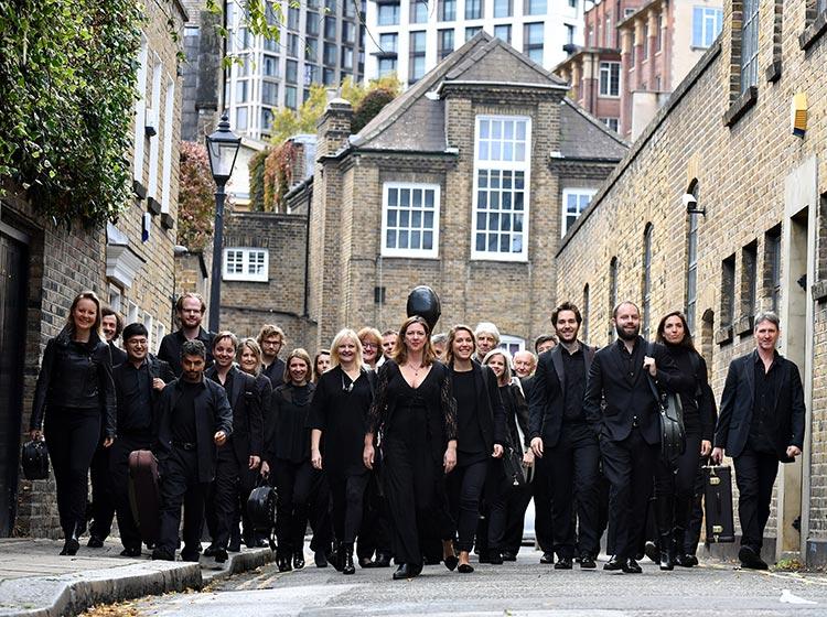 English Chamber Orchestra 2021-22