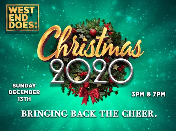 West End Does Christmas 2020