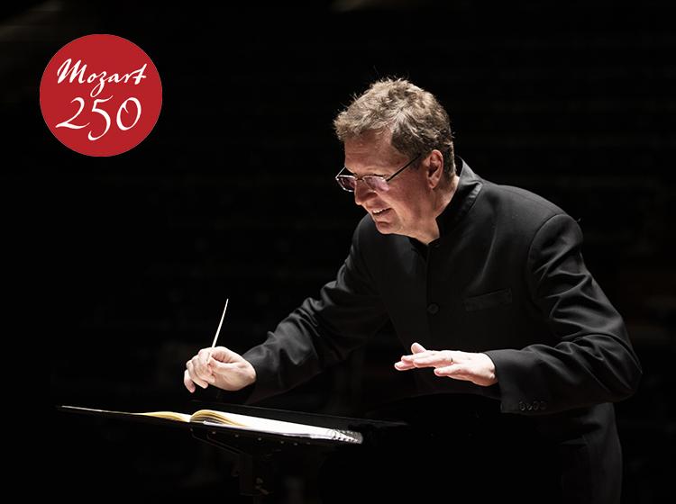 Ian Page conductor