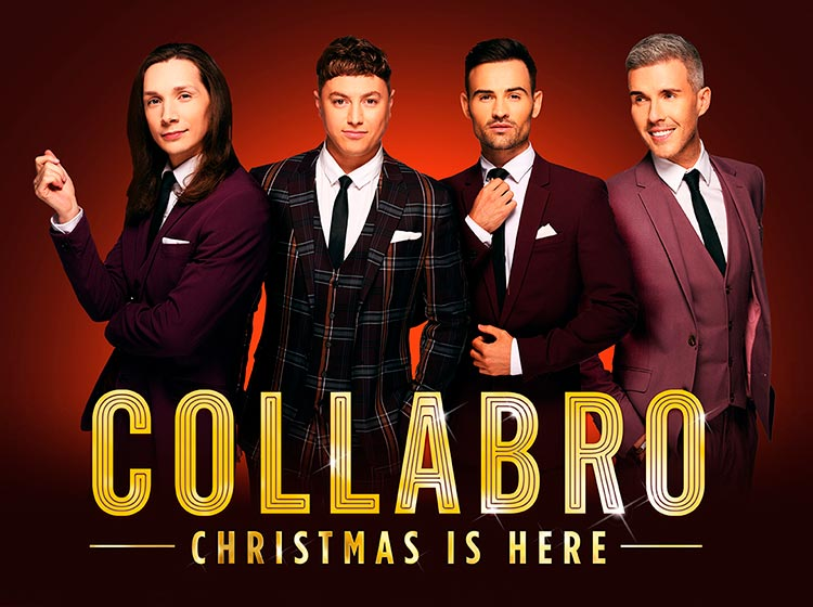 Collabro - Christmas Is Here