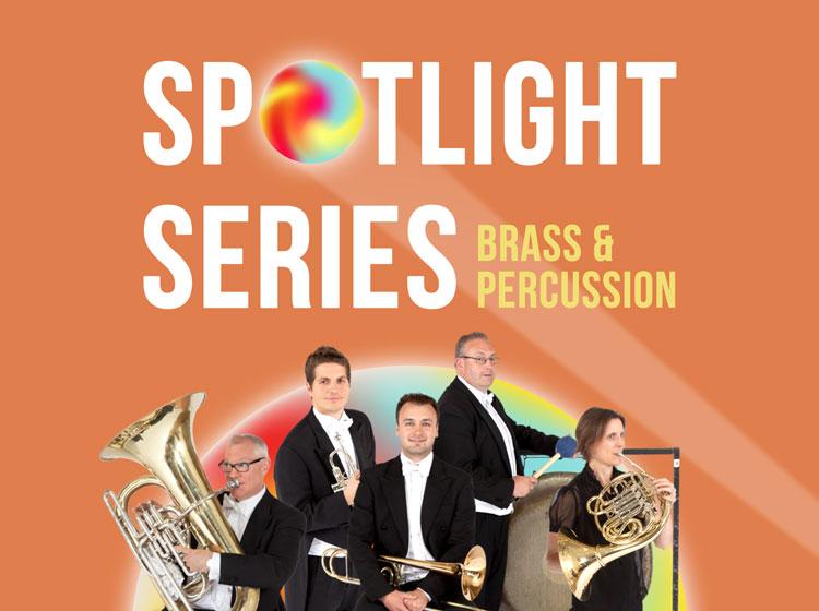 Royal Philharmonic Orchestra Spotlight Series 2021 - Brass & Percussion