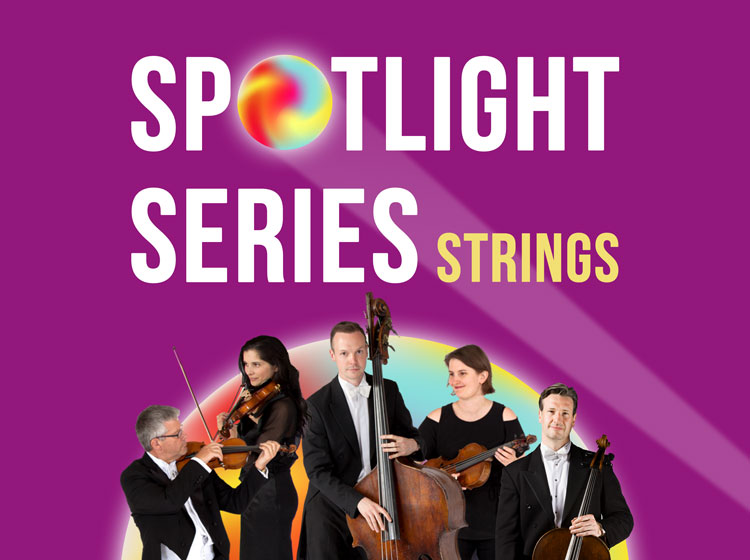 Royal Philharmonic Orchestra Spotlight Series 2021 - Strings