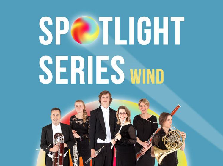 Royal Philharmonic Orchestra Spotlight Series 2021 - Wind