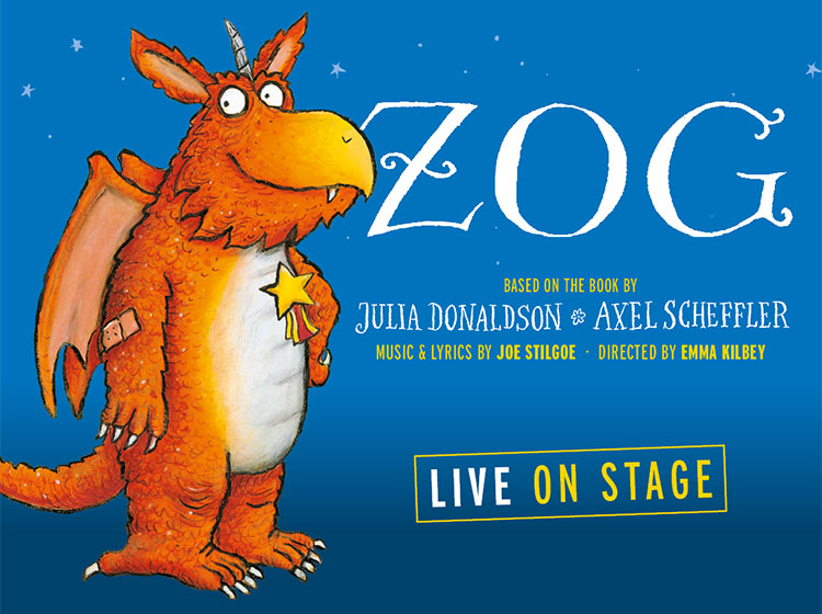 ZOG © 2010 Julia Donaldson and Axel Scheffler. Published by Alison Green Books, an imprint of Scholastic Children's Books.