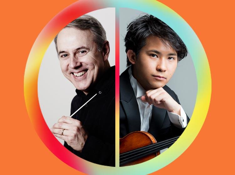 Royal Philharmonic Orchestra: Richard Farnes, conductor & Fumiaki Miura, violin