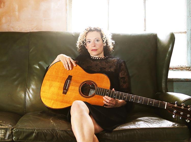 Kate Rusby. Photo: David Angel