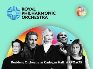 Royal Philharmonic Orchestra 2021-22 series