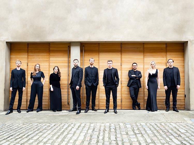 The Marian Consort. Photo: Nick Rutter.
