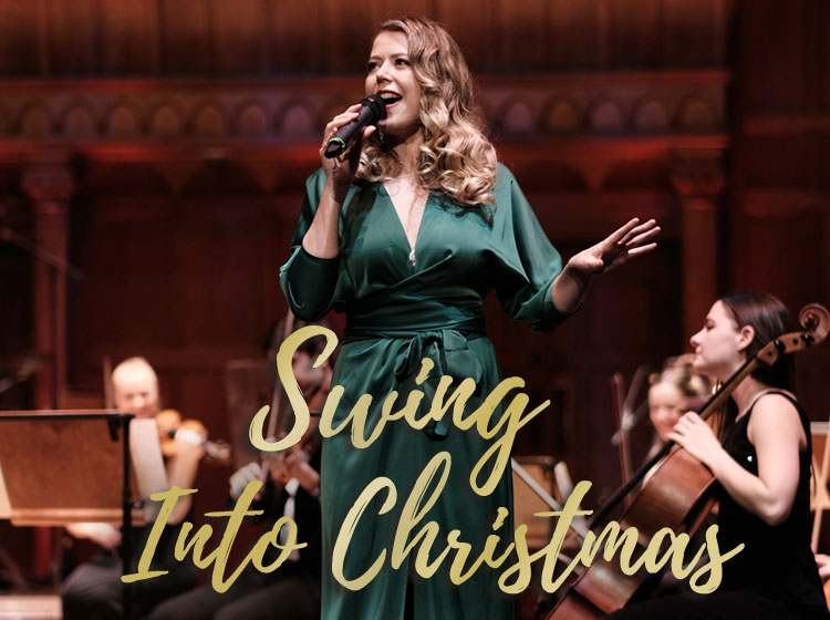 Swing into Christmas with the Down for the Count Concert Orchestra
